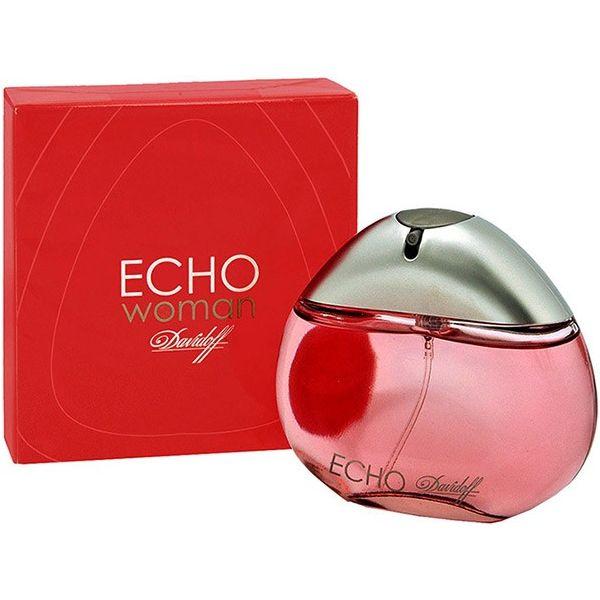 Davidoff echo woman - deodorant s rozpra161ova10dom 100 ml pre 17eeny
